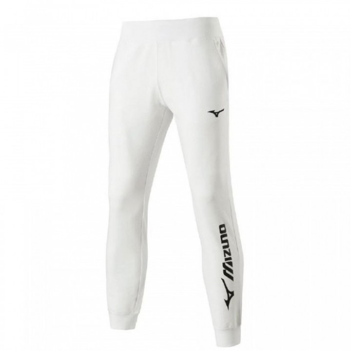 Штаны для повседневной носки Mizuno Terry Pant (White)