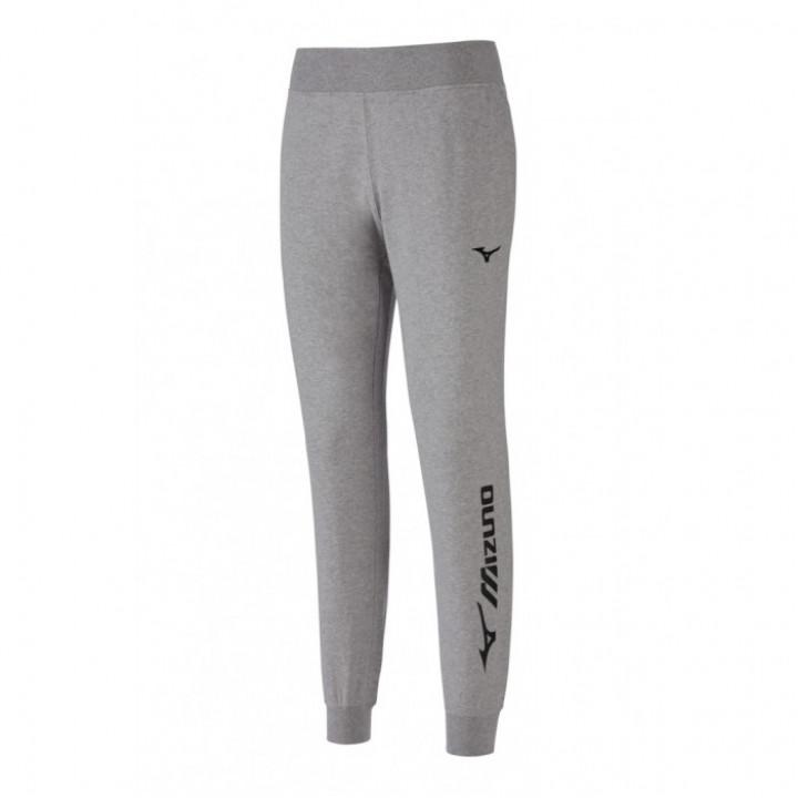 Штаны для повседневной носки Mizuno Terry Pant (Grey)