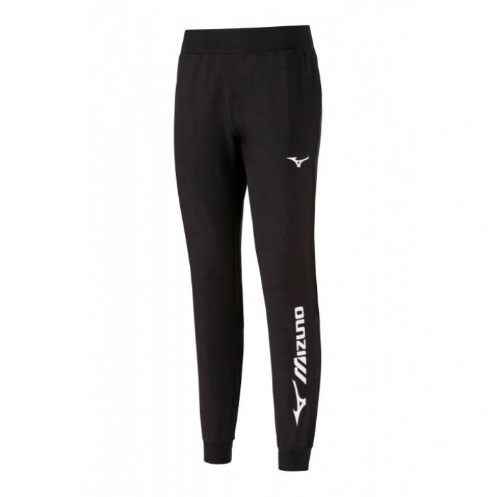 Штаны для повседневной носки Mizuno Terry Pant (Black)