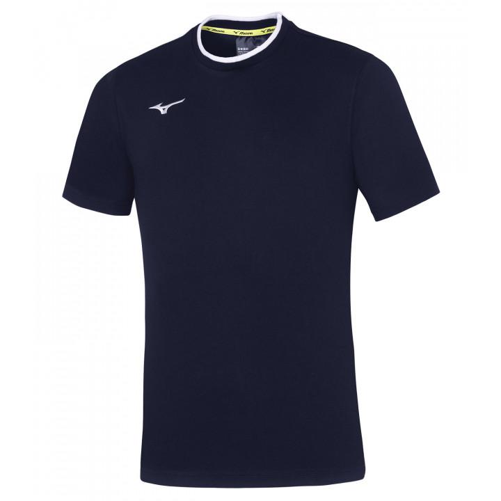 Мужская футболка Mizuno Tee (Navy)