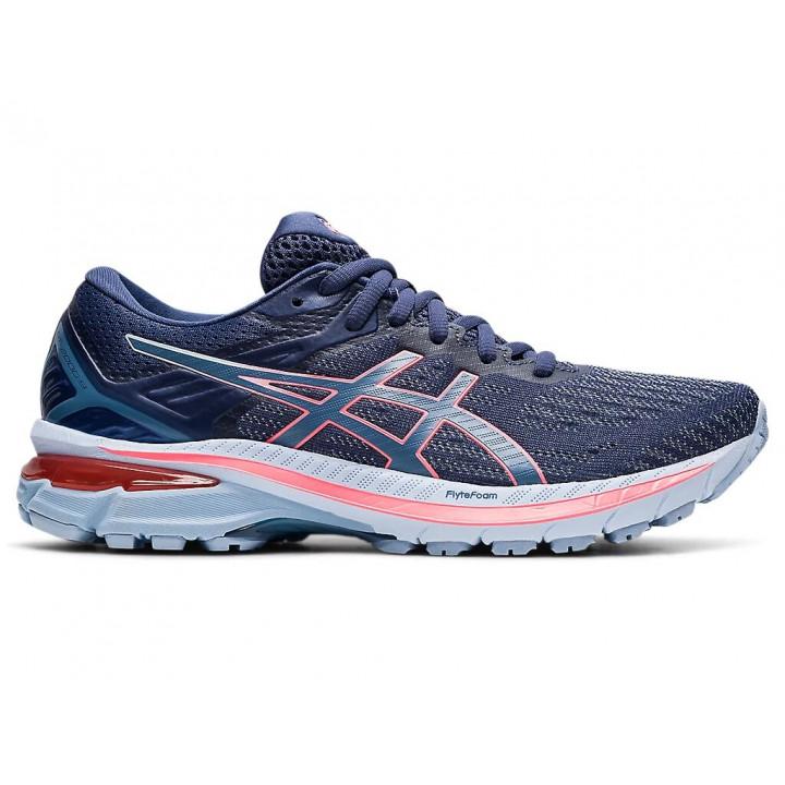 Женские кроссовки для бега Asics Gt-2000 9 (1012A859-404)