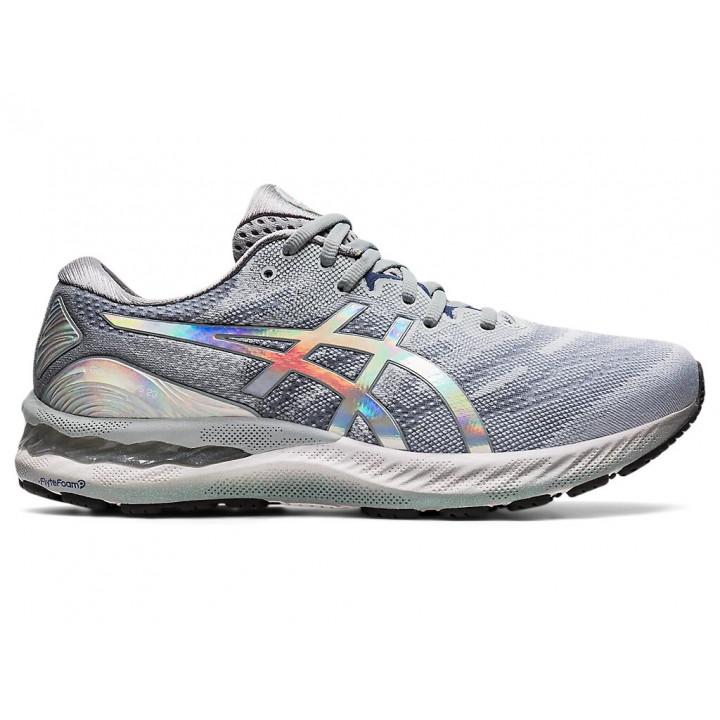 Кроссовки для бега Asics GEL-NIMBUS 23 Platinum (1011B290-020)