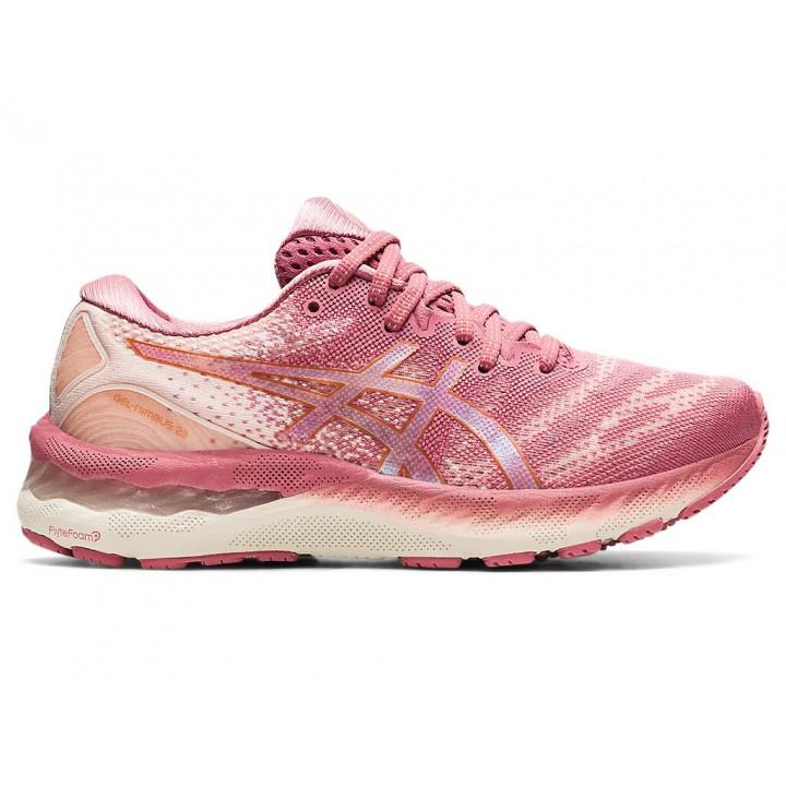 Женские кроссовки для бега Asics GEL-NIMBUS 23 (1012A885-708)