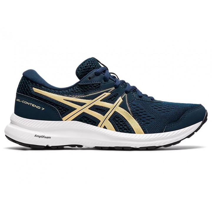 Женские кроссовки для бега Asics Gel-Contend 7 (1012A911-401)