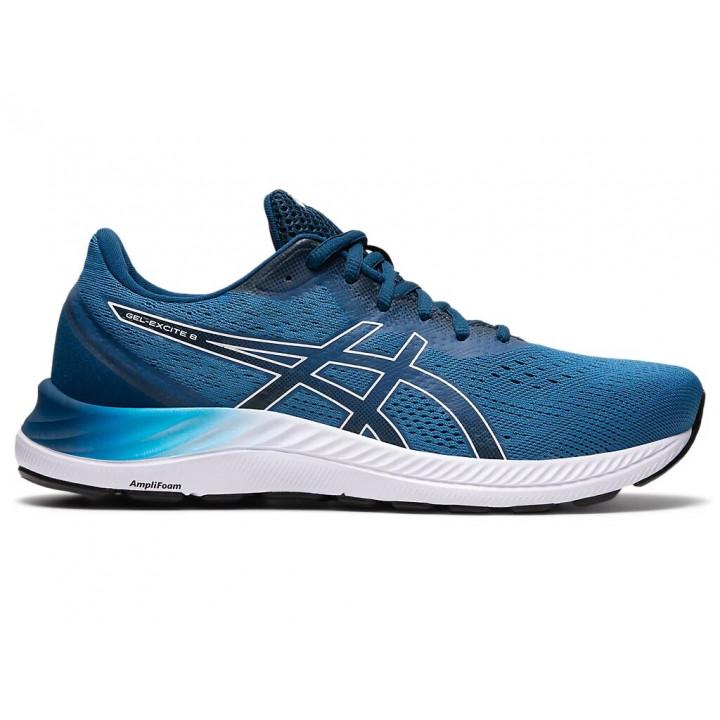 Кроссовки для бега Asics Gel-Excite 8 (REBORN BLUE/WHITE)