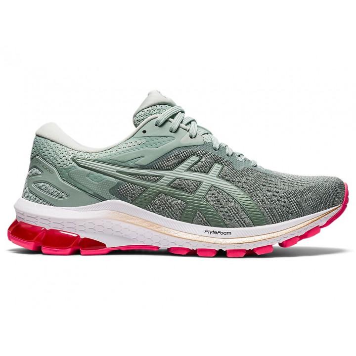 Женские кроссовки для бега Asics GT-1000 10 (1012A878-301)