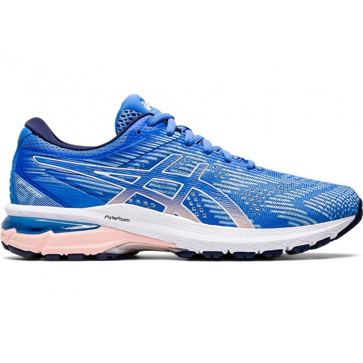 Женские кроссовки для бега Asics Gt-2000 8 (BLUE COAST/WHITE)