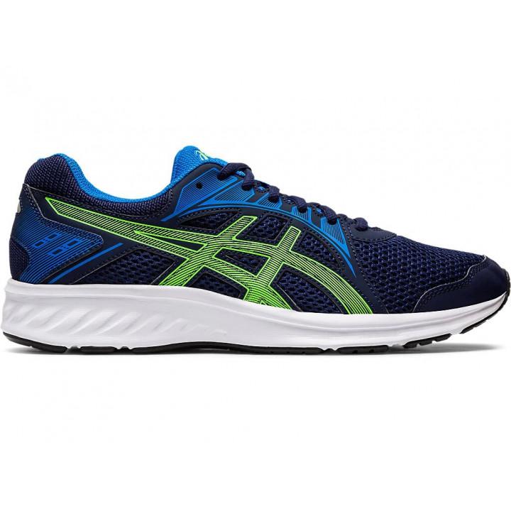 Кроссовки для бега Asics JOLT 2 (PEACOAT/GREEN GECKO)