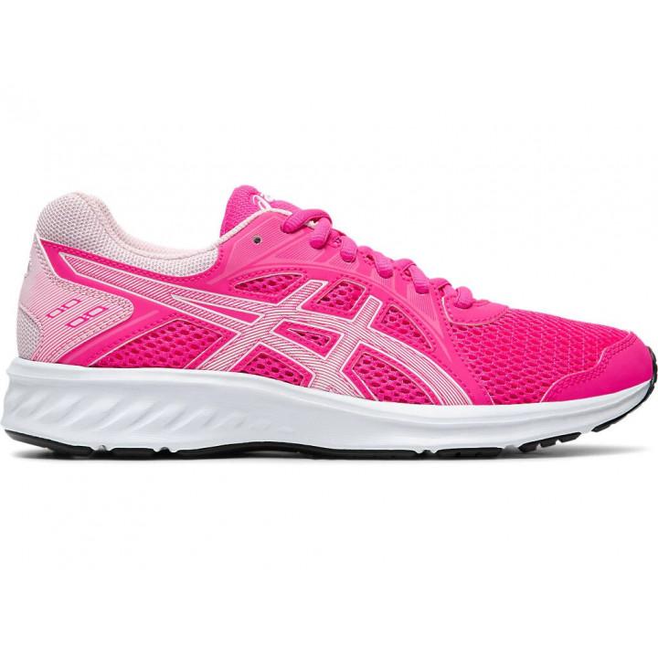 Женские кроссовки для бега Asics JOLT 2 (PINK GLO/WHITE)