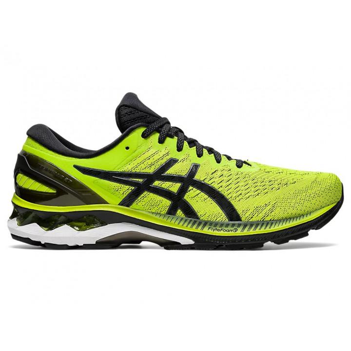 Кроссовки для бега Asics GEL-KAYANO 27 (Lime Zest/Black)