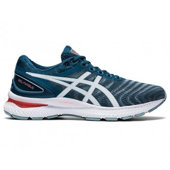 Asics GEL-NIMBUS 22 (LIGHT STEEL/MAGNETIC BLUE)