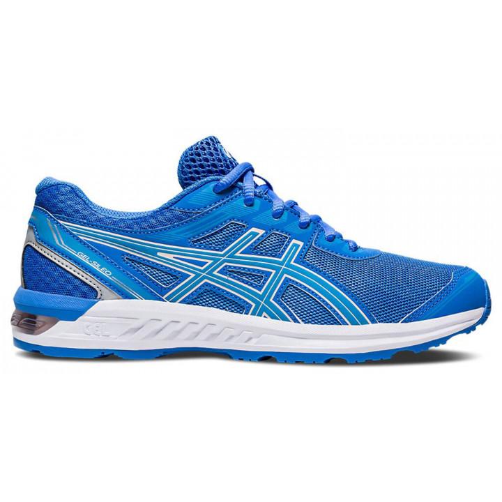 Женские кроссовки для бега Asics GEL-Sileo (ASICS BLUE/PEACOAT)