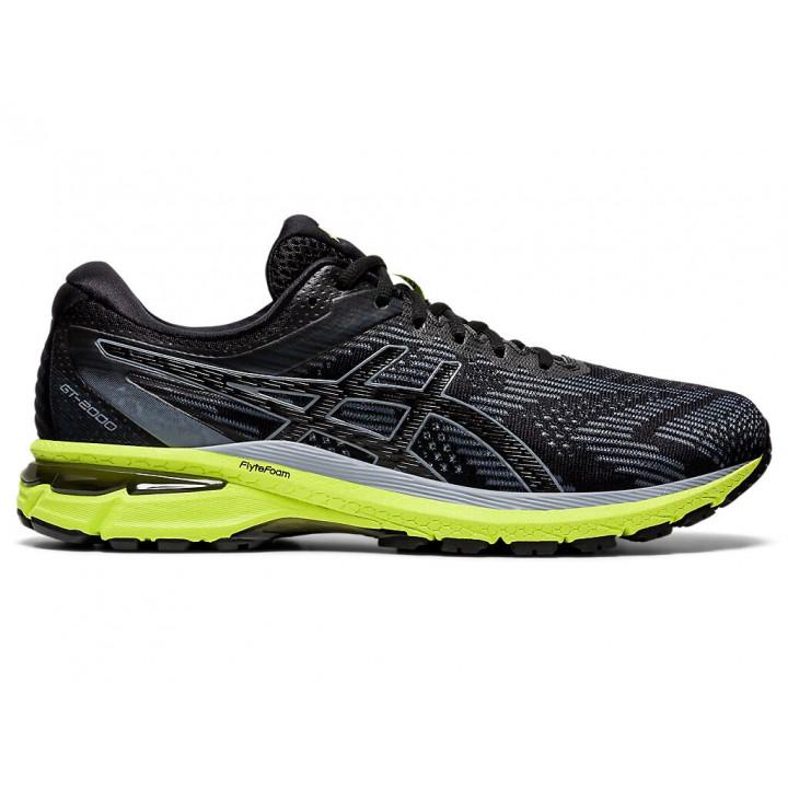 Кроссовки для бега Asics Gt-2000 8 (BLACK/CARRIER GREY)