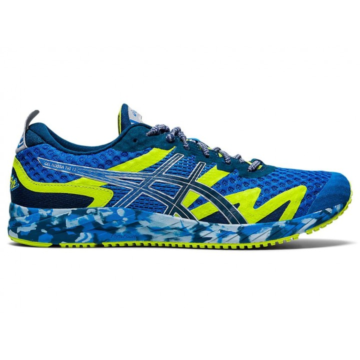 Кроссовки для бега Asics Gel-Noosa TRI 12 (DIRECTOIRE BLUE/MAKO BLUE)