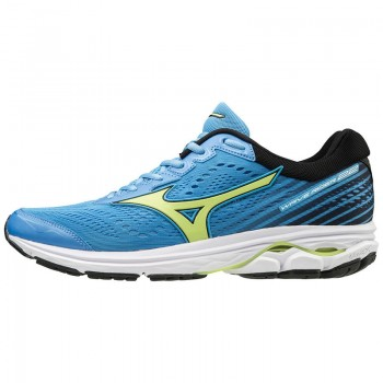 Mizuno Wave Rider 22 (BLUE/GREEN)