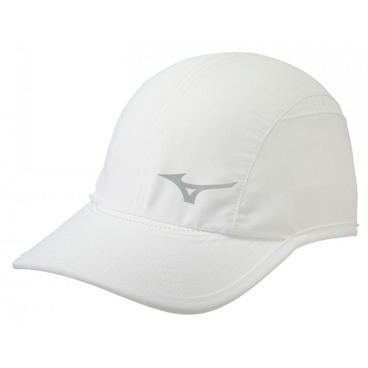 Бейсболка Mizuno Drylite Cap (Белая)