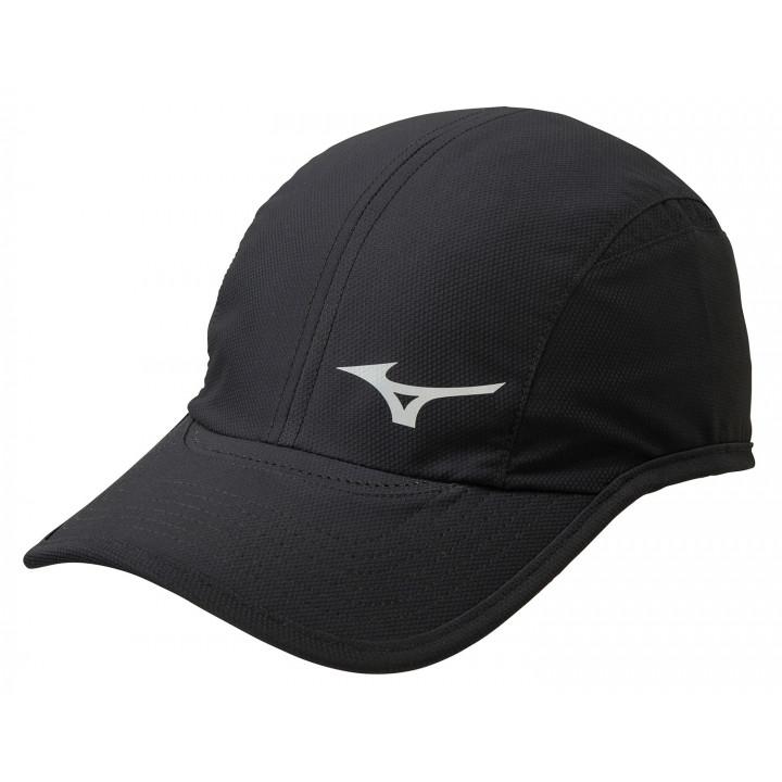 Бейсболка Mizuno Drylite Cap (Черная)