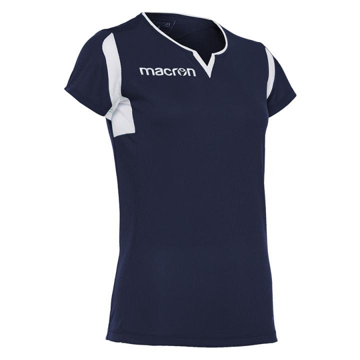 Женская волейбольная футболка Macron Fluorine