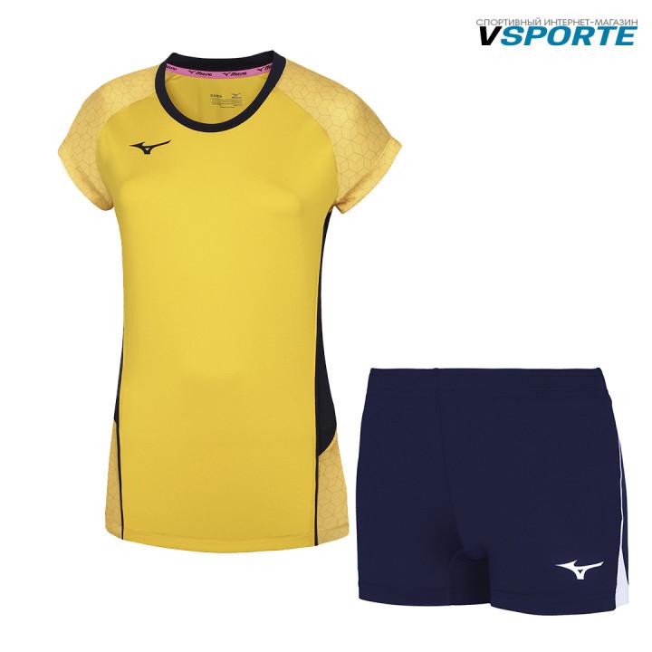 Женская волейбольная форма Mizuno Premium