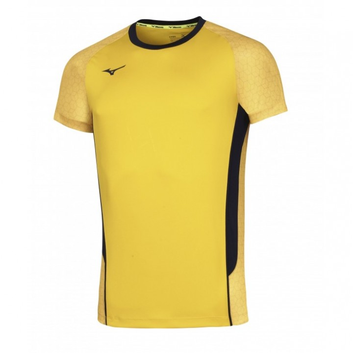 Волейбольная футболка Mizuno Premium High Kyu Tee (V2EA7002-45)