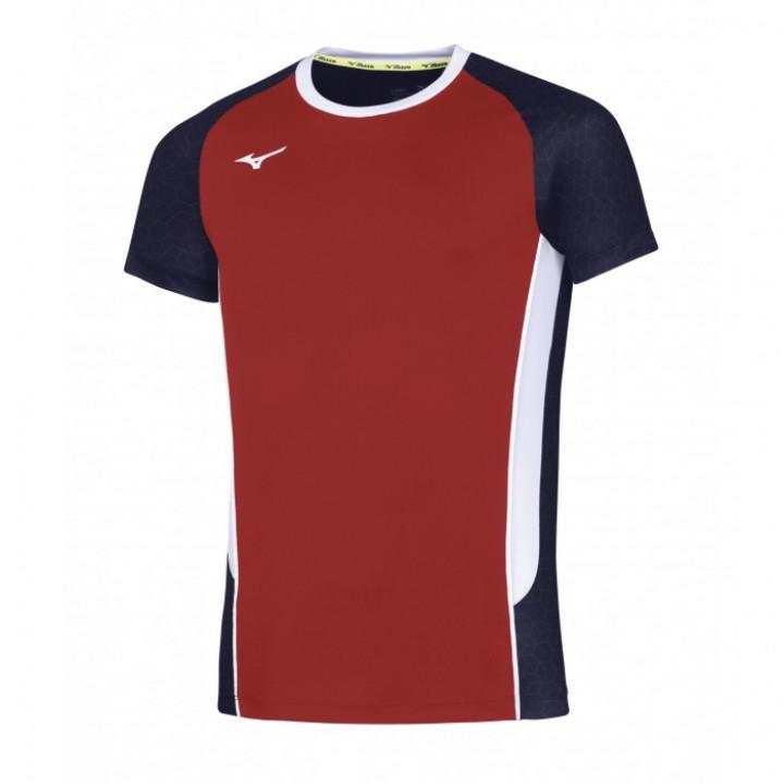 Волейбольная футболка Mizuno Premium High Kyu Tee (V2EA7002-62)