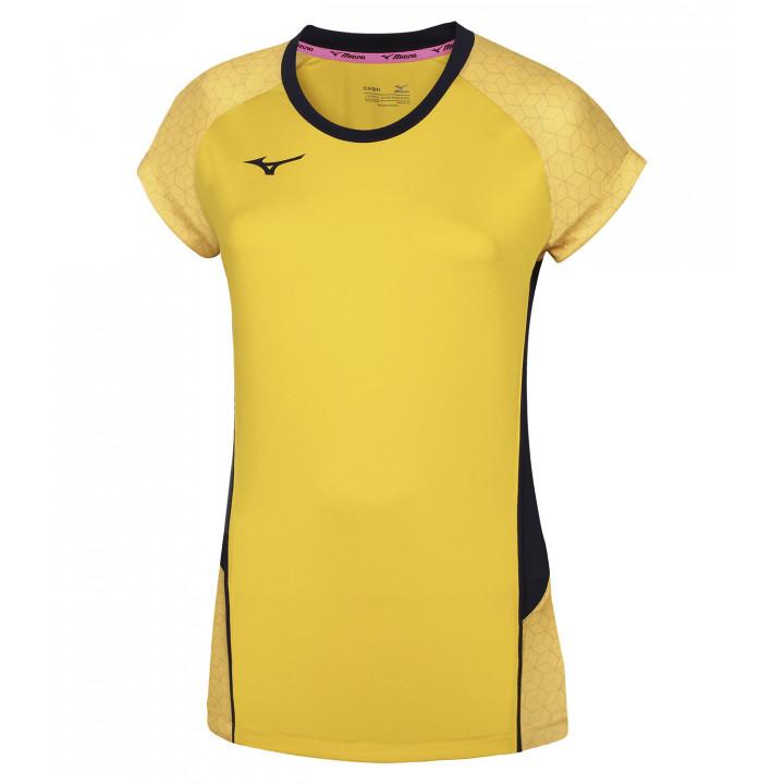 Волейбольная футболка Mizuno Premium High Kyu Tee (V2EA7202-45)