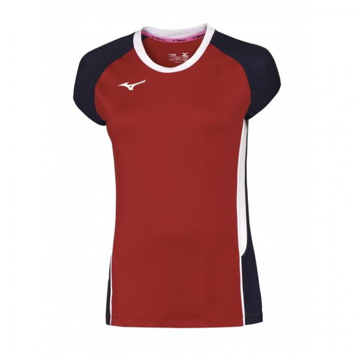 Волейбольная футболка Mizuno Premium High Kyu Tee (V2EA7202-62)