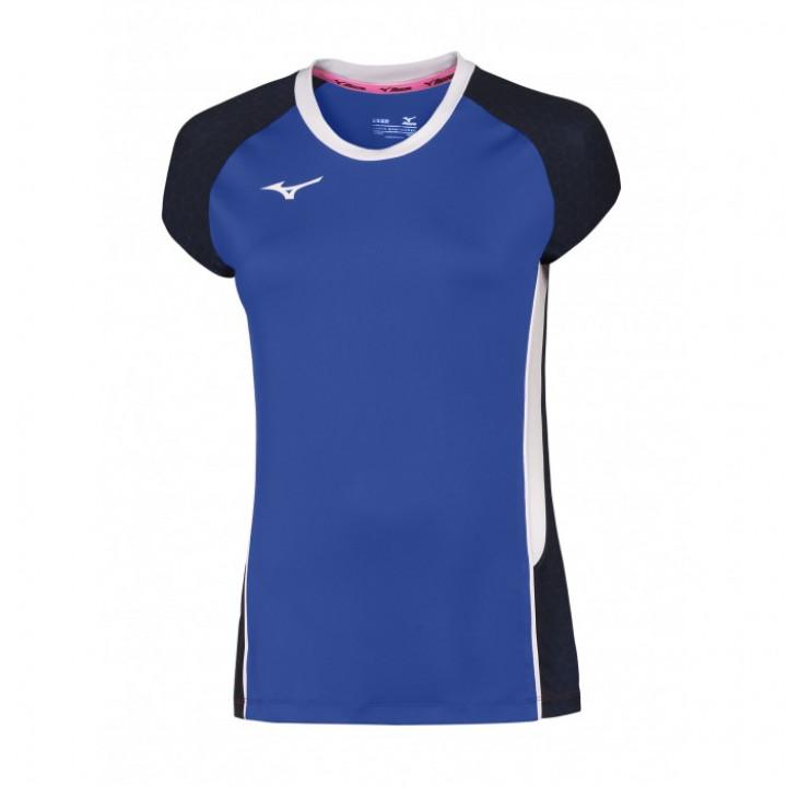 Волейбольная футболка Mizuno Premium High Kyu Tee (V2EA7202-22)