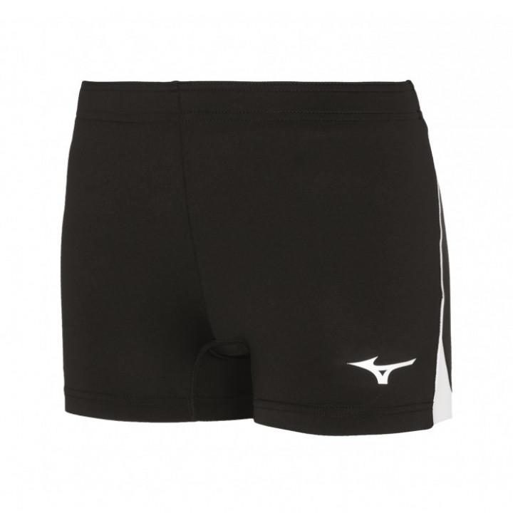 Женские шорты для волейбола Mizuno High-Kyu Tight (Black)