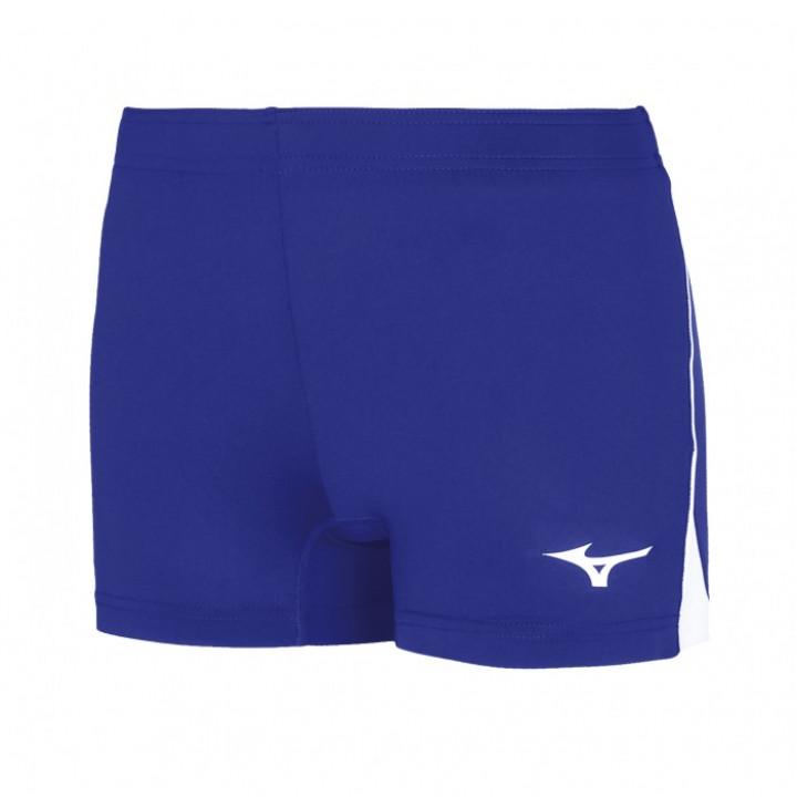 Женские шорты для волейбола Mizuno High-Kyu Tight (Blue)