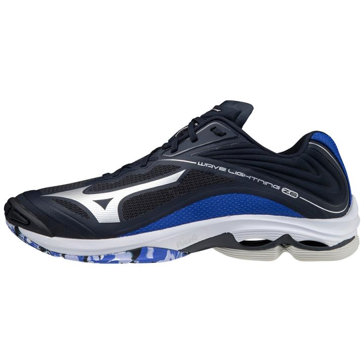 Кроссовки для волейбола Mizuno Wave Lightning Z6 (V1GA2000-02)