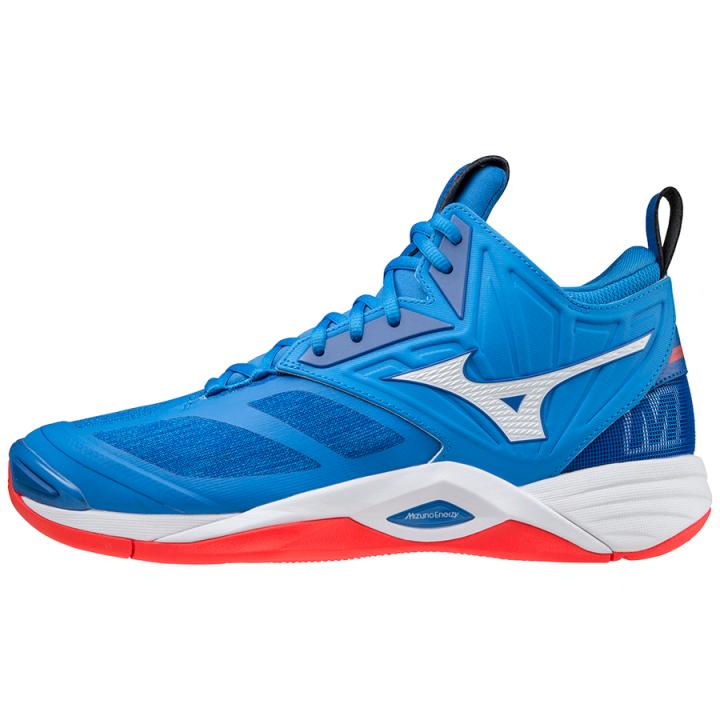 Волейбольные кроссовки Mizuno Wave Momentum 2 Mid (V1GA2117-24)