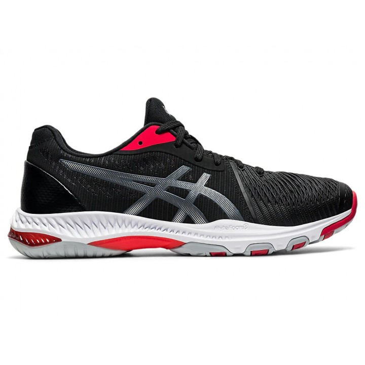 Волейбольные кроссовки Asics Netburner Ballistic Ff 2 (BLACK/CARRIER GREY)