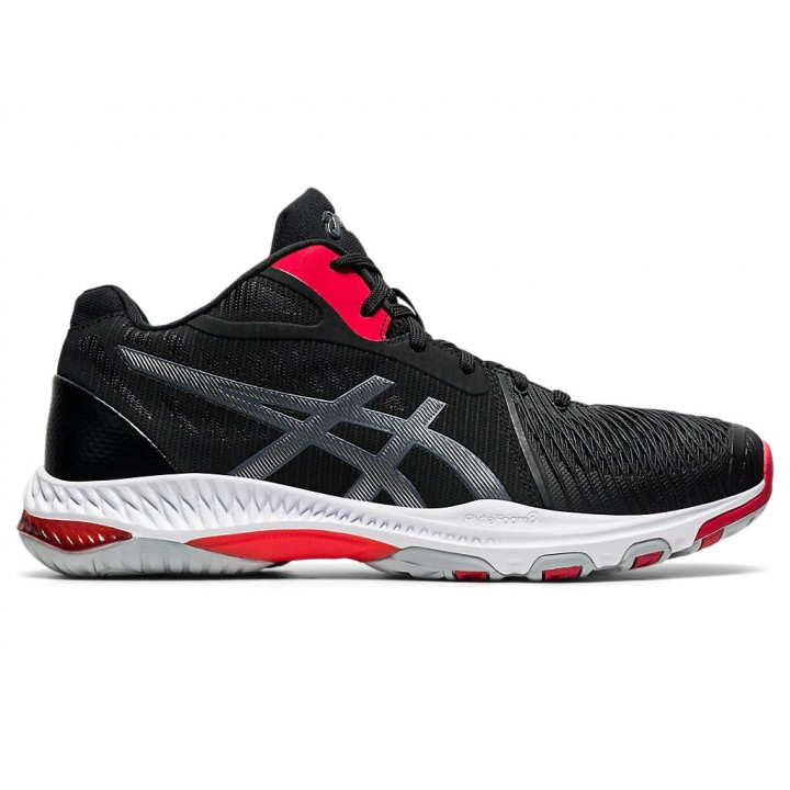 Волейбольные кроссовки Asics Netburner Ballistic Ff 2 MT (BLACK/CARRIER GREY)