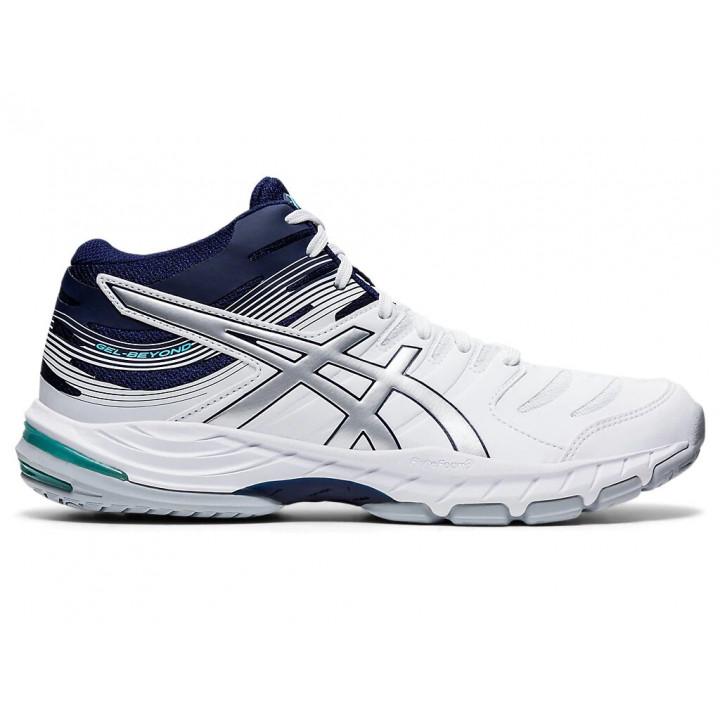 Волейбольные кроссовки Asics GEL BEYOND 6 MT (WHITE/PEACOAT)