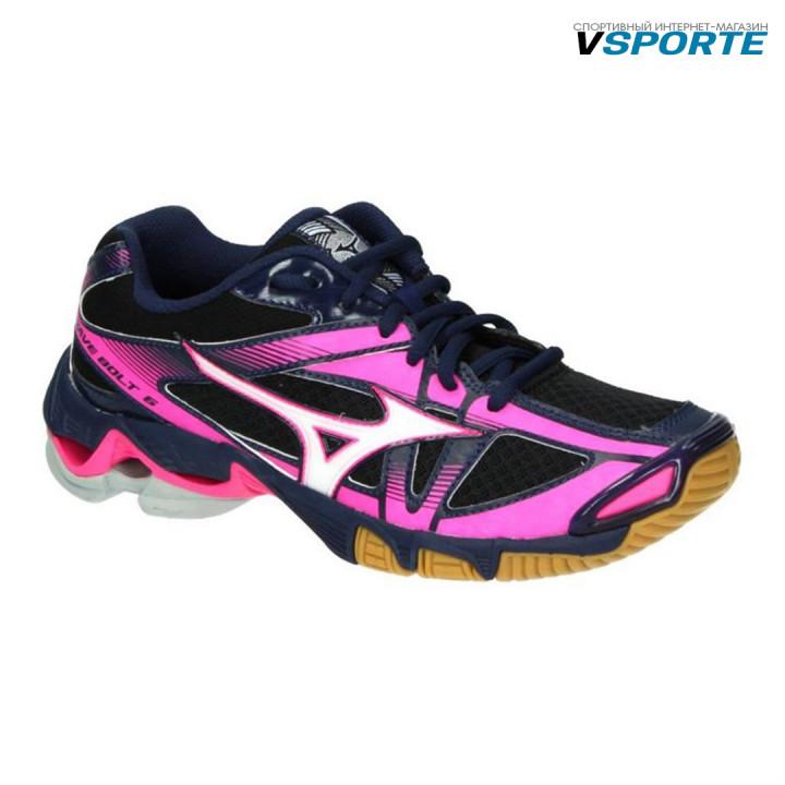 Женские кроссовки для волейбола Mizuno Wave Bolt 6