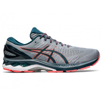 Asics GEL-KAYANO 27 (SHEET ROCK/MAGNETIC BLUE)