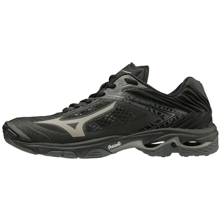 Кроссовки для волейбола Mizuno Wave Lightning Z5 (Black)