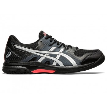 Asics Gel-Rocket 9 (BLACK/SUNRISE RED)