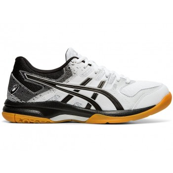 Asics Gel-Rocket 9 (WHITE/BLACK)
