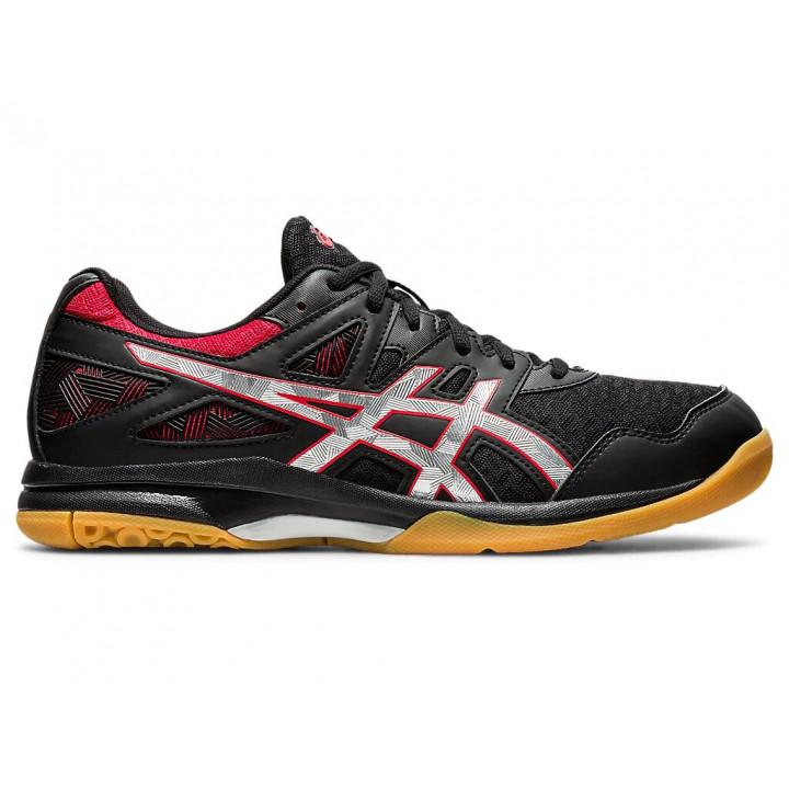 Волейбольные кроссовки Asics Gel-Task 2 (BLACK/CLASSIC RED)