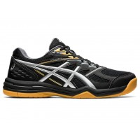Asics UPCOURT 4 (BLACK/PURE SILVER)