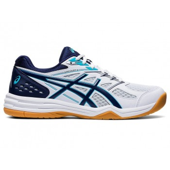 Asics UPCOURT 4 (WHITE/PEACOAT)