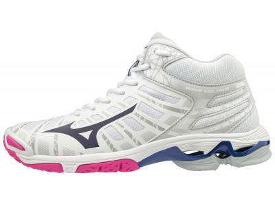 Обзор кроссовок для волейбола Mizuno Wave Voltage MID