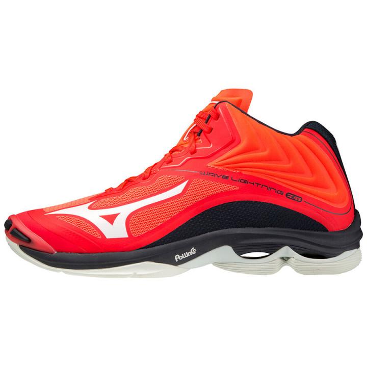 Кроссовки для волейбола Mizuno Wave Lightning Z6 Mid (V1GA2005-63)