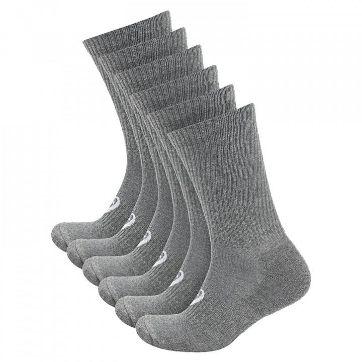 Тренировочные носки ASICS 6PPK Crew Sock (6 пар в упаковке) (141802-021)