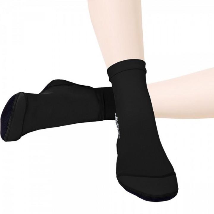 Носки для пляжного волейбола NORDIC ESSENTIALS (BLACK)